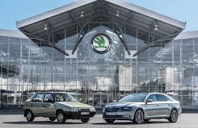 volkswagen group headquarters a strong partnership 25 years of škoda and volkswagen škoda