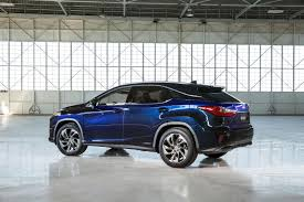 new lexus rx all new 2016 lexus rx crossover arrives with bold new look