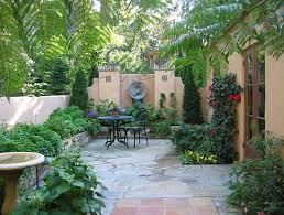 Patio Landscape Design Ideas Extraordinary Tropical Landscaping Ideas For Small Backyard Home