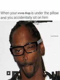 Snoop Meme - dopl3r com memes when your snoop dogg is under the pillow and
