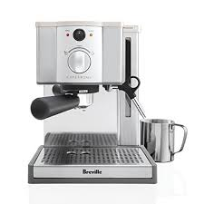 black friday target ecmp1000 amazon com breville esp8xl cafe roma stainless espresso maker