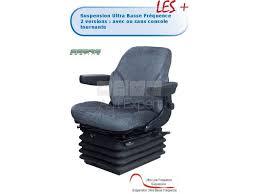 siege pneumatique basse frequence sears as3045 tissu avec console tournante suspension ultra basse