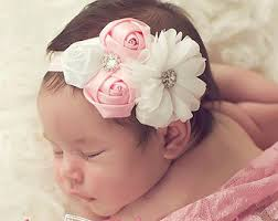 baby girl hair bands baby girl headband etsy