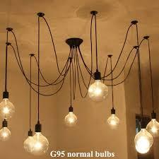 loft american vintage pendant lights restaurant bedroom bar l
