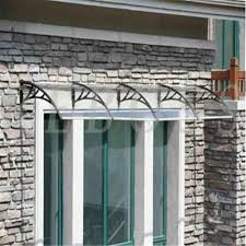 2nd Hand Awnings Polycarbonate Pc Door Window Or Balcony Used Awnings For Sale