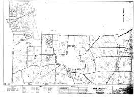 County Map Washington by Township Maps Washington Township Erie County Pennsylvania