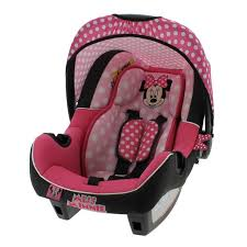 siege auto adac siege auto cosi be one luxe minnie pois dots disney gr 0 ecer44