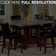 20 ways to modern bar height dining table