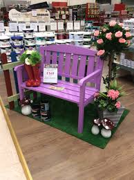 upcycle your garden furniture with sadolin superdec stakelums