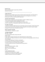 resumes for teachers templates teacher resume samples writing