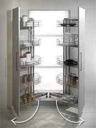 colonne d angle cuisine les colonnes de cuisine extractibles comment les choisir