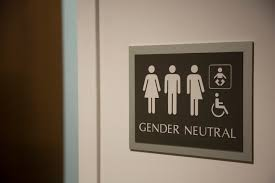 cisgender people would benefit from gender neutral bathrooms too