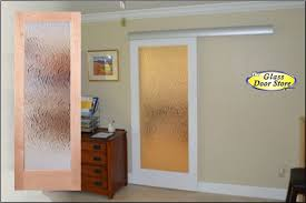 interior barn doors for homes amazing frosted glass barn door 34 with additional home wallpaper