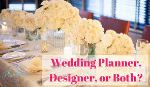 wedding designer wedding planner designer or both