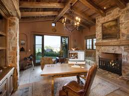 the old world explorers would feel right at home in this rustic