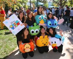 Good Halloween Costume Ideas For Groups by See The Best Halloween Costumes From Walt Disney Imagineering Oh