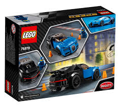lego speed champions bugatti chiron 75878 toy at mighty ape nz