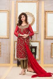 exclusive boutique stylish color bridal dress exclusive
