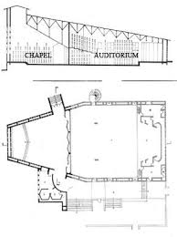 loyola chapel u0026 auditorium archi blog