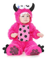 Halloween Costume Boo Monsters Inc Monster Madness Baby Costume At Spirit Halloween Watch Out For