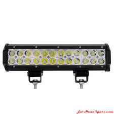 Four Wheeler Light Bar Led Headlights Led Headlight Bulbs Jeep Led Headlights 72w