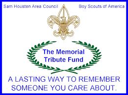 memorial tributes memorials and tributes sam houston area council