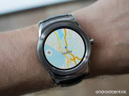 Google Maps For Android An Almost Full Fledged Google Maps App Pops Up On Android Wear