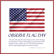 Red Flag Day Illinois State Representative Michael Mcauliffe Honor Flag Day