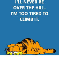 Over The Hill Meme - i ll never be over the hill i m too tired to climb it meme on me me