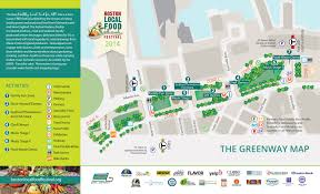 Boston Harbor Hotel Map by 5th Annual Boston Local Food Festival Today Bosguy