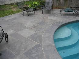 Backyard Concrete Ideas Best 25 Concrete Patios Ideas On Pinterest Concrete Patio