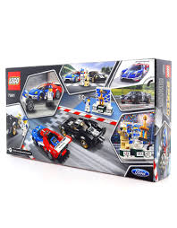 lego ford set lego speed champions 2016 ford gt u0026 1966 ford gt40 75881