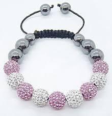 crystal shamballa bracelet images Wholesale tresor paris swarovski crystal bracelet shamballa bracelet jpg