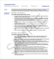 sample hr executive resume hr manager resumes 107 best resumes cover letters images on