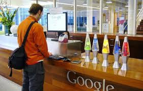 Reception Desks Ireland by Modern Google Office Reception Desk Finding Desk