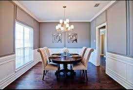 SherwinWilliams Solitude Dining Room Wainscoting Zillow Digs - Dining rooms with wainscoting
