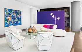 rdk design updates a chicago high rise apartment