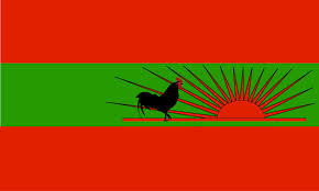 Alaska Flag Meaning Angola Flag Flag Of Angola Angolan Flag Angola Flagge Meaning