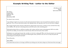 exle of formal letter to government 12 formal letter writing format to editor martini pink