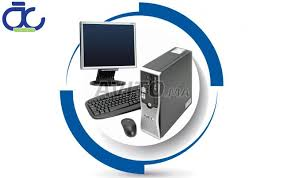 ordinateur nec bureau nec ml460 c2d ecran 17p à vendre à dans ordinateurs de bureau