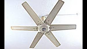 ceiling fan falling down part 6 6 blades scary u0026 satisfied fan