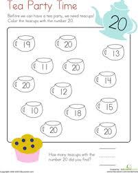 number 20 coloring page worksheet education com