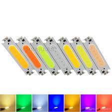 blue led strip lights 12v best 60x15mm 2w cob led strip light source chip warm cool white