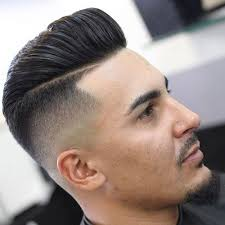 pompadour hairstyle pictures haircut 27 popular haircuts for men 2018 high skin fade pompadour and