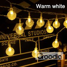 white christmas lights aa battery cool white christmas lights 175 inches 40 led light