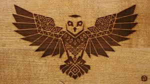 burn on wood owl wood burn brand by nataristoneug on deviantart