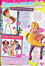 k che ma e trendy poses du magazine it 101 cristal winx