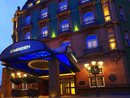 hotel le méridien frankfurt germany booking com