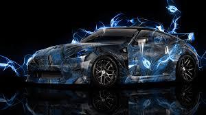 nissan 370z custom wallpaper nissan 370z fantasy aerography sub zero energy car 2014 el tony