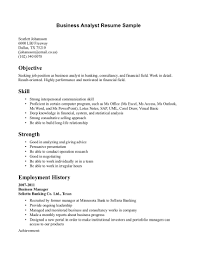 resume objective for healthcare cover letter example business analyst resume example business cover letter abap fresher resume sample templates sap bw bi analyst business summary insurance analystexample business